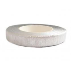 Florist tape- silver