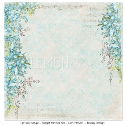 """New! Mintay Forever Young 12/"""" x 12/"""" Scrapbooking Paper Set,Birthday,Unicorn"""