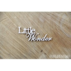 Chipboard -  Little Wonder