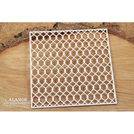 Chipboard- Background Alamor - Decorative Mesh