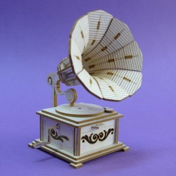Chipboard - Gramophone 3D