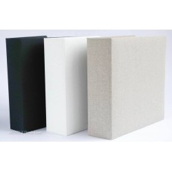 Canvas Album 20x20 /BLACK