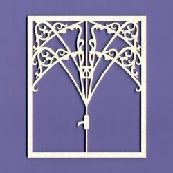 Chipboard - Frame /Wedding Door