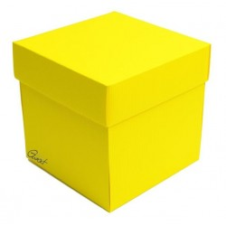 Exploding box -YELLOW