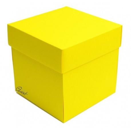 Exploding box -YELLOW