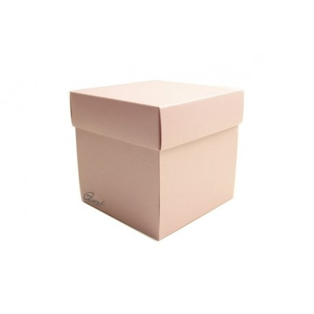 Exploding box -PEARL MISTY PINK