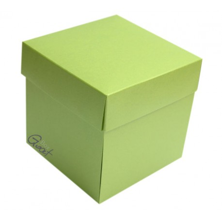 Exploding box -PEARL MISTY GREEN