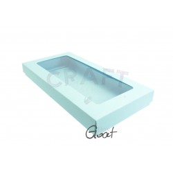 Box DL with window - SKY BLUE