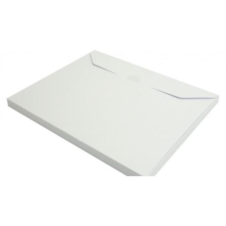 Card Box for Merci Chocolate - WHITE