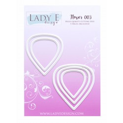 Lady E Design  Dies Flower 003