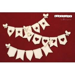 Chipboard - Baby Banner