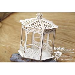 Chipboard - BOHO Wedding Gazebo (3D)