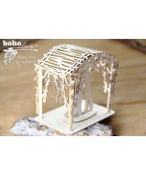 Chipboard - BOHO Alcove (3D)