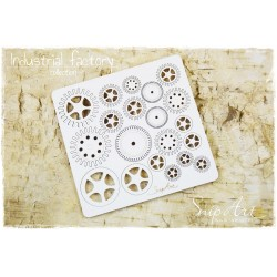 Chipboard - Steampunk Set /20pcs