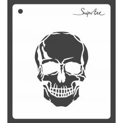 Stencil 02 -SKULL
