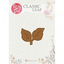 Rosy Owl Dies - Classic Leaf