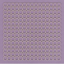 Chipboard -  Background Straight circles