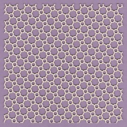 Chipboard -  Background Oblique Atoms