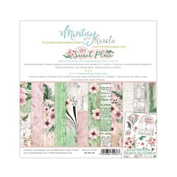 Scrapbooking Papers - SECRET PLACE (6x6)