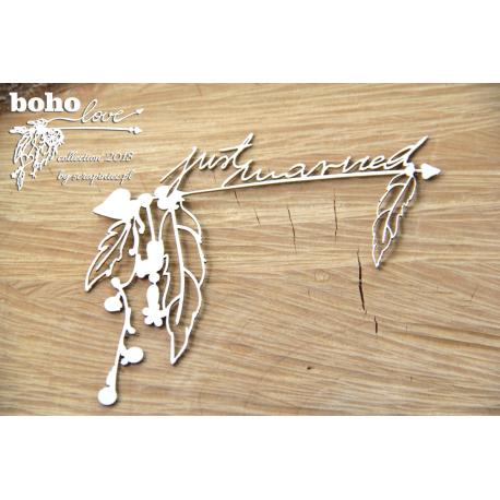 Chipboard-BOHO big arrows