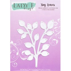 Lady E Design  Tiny Leaves