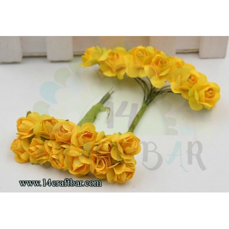 Small Rose /YELLOW