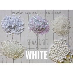 Shaker Set / WHITE
