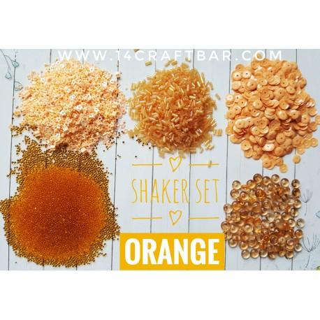 Shaker Set / ORANGE