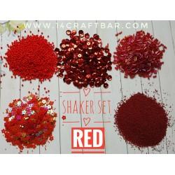 Shaker Set / RED