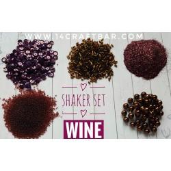 Shaker Set / WINE