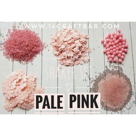 Shaker Set / PALE PINK