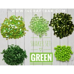 Shaker Set / GREEN