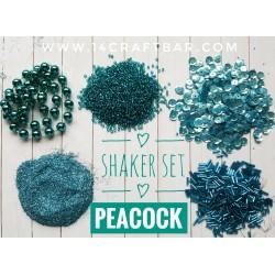Shaker Set / PEACOCK