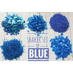 Shaker Set / BLUE