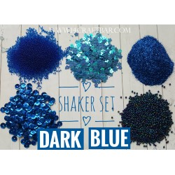 Shaker Set / DARK BLUE