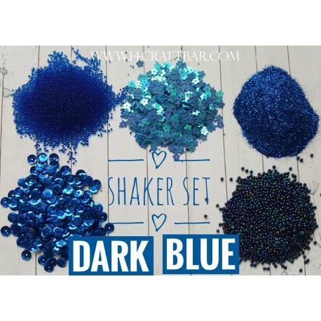 Shaker Set / DARK BLUE