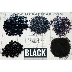Shaker Set / BLACK