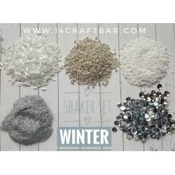 Shaker Set / WINTER
