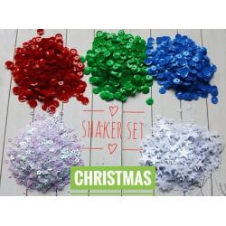 Shaker Set /CHRISTMAS