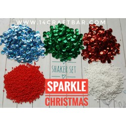 Shaker Set / SPARKLE CHRISTMAS