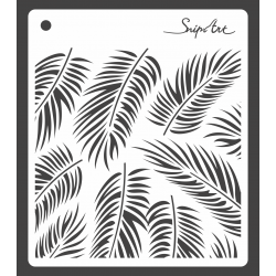 Stencil 30 - PALM LEAVES
