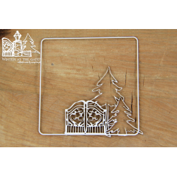 Chipboard - Winter at the gates - Frame