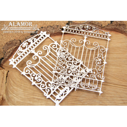 Chipboard - Alamor - Gate 2 layers