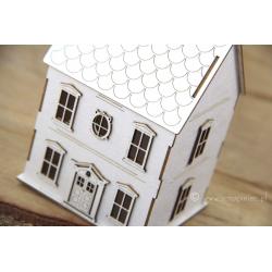 Chipboard - Tiny Family house - 3D