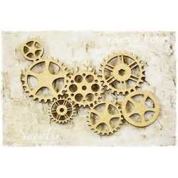 MDF - The Gears