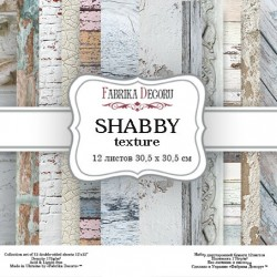 Scrapbooking Paper - SHABBY TEXTURE (12x12)