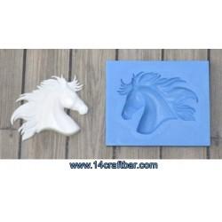 Silicone Mold - Horse's Head