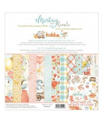 Scrapbooking Papers - KIDDIE (12x12)
