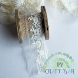 Embroidered Tulle - 03