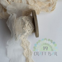 Embroidered Tulle - 06
